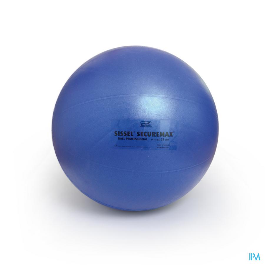 Sissel Ball Securemax Pro Zitbal Diam.55cm Blauw
