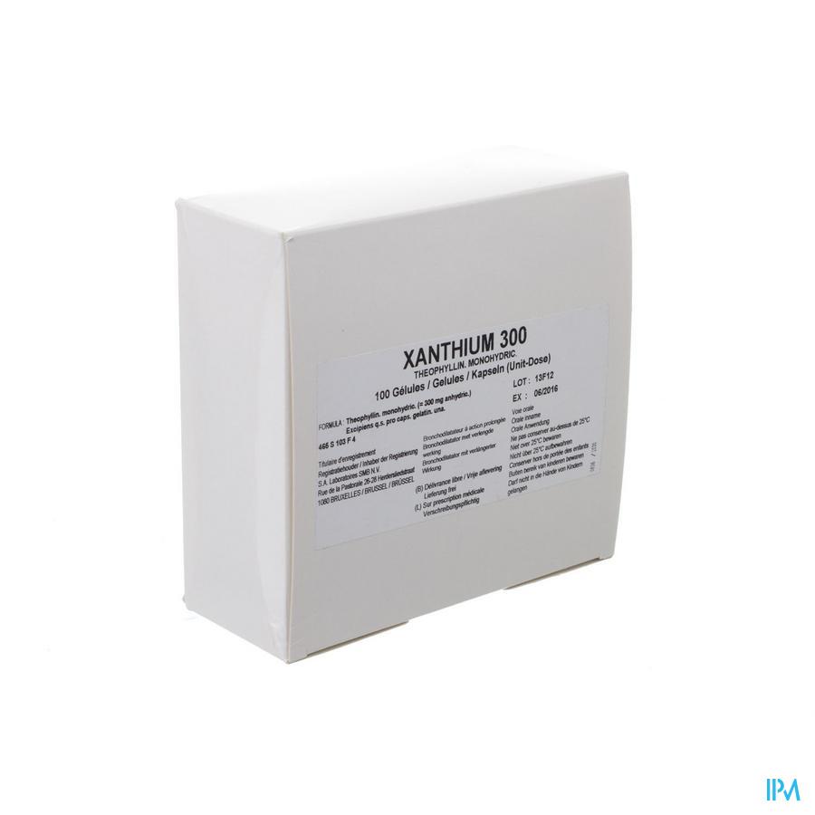 Xanthium 100 Gell 300 Mg Ud