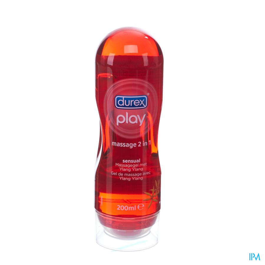 Durex Play Massage Sensual Ylang-ylang Gel 200ml