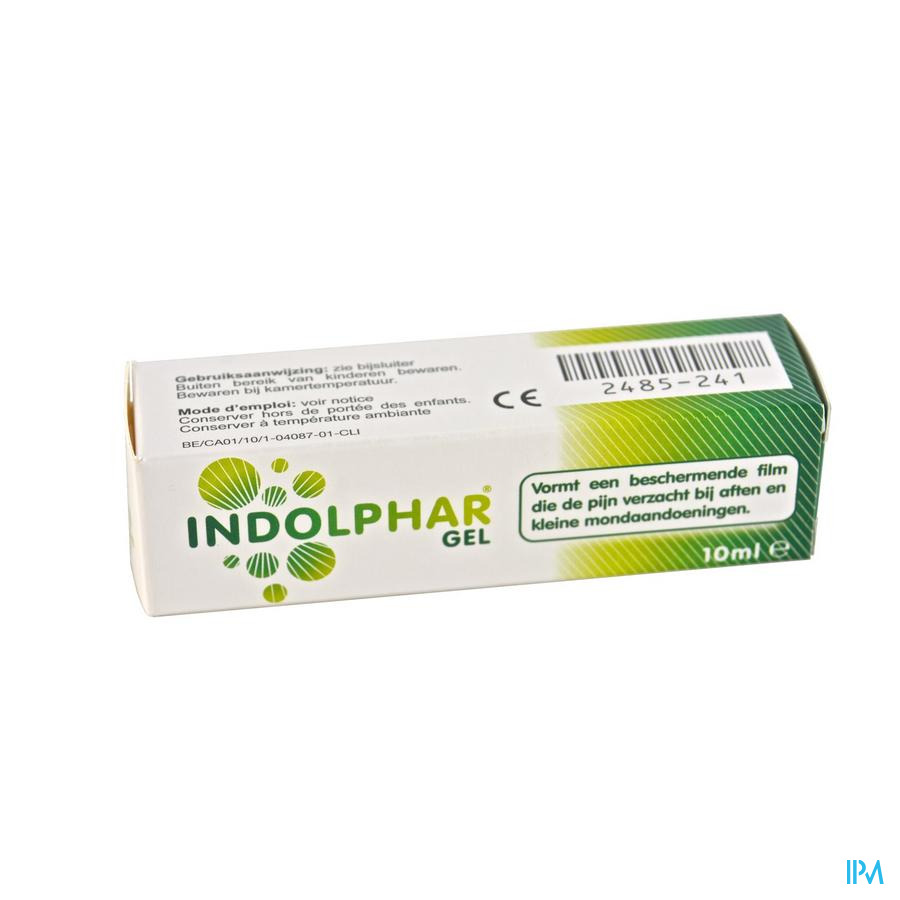 Indolphar Gel Tube 10ml