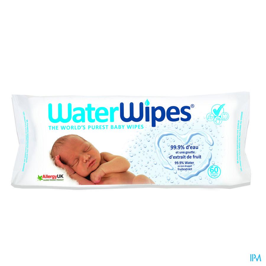 WaterWipes Vochtige Babydoekjes 60x