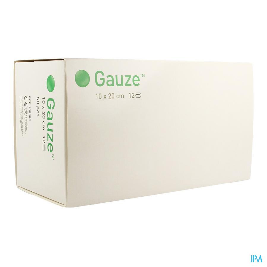Compresse Gaze Molnl N/st 12c 10,0x20,0cm 50
