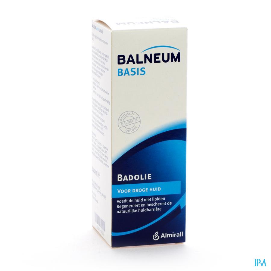 BALNEUM BASIS BADOLIE                200ML