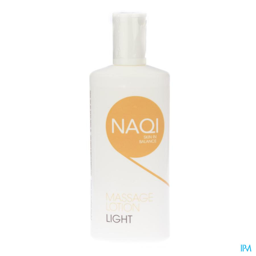 Naqi Massage Lotion Light Nf 500ml