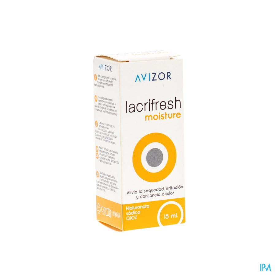 Lacrifresh Gutt 15ml