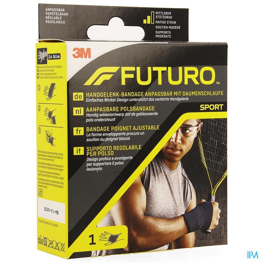 Futuro Polsbrace 09033, Aanpasbaar