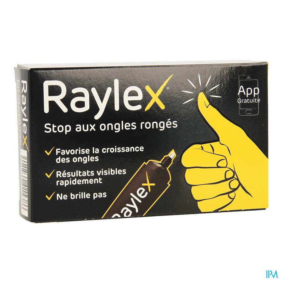 Raylex Stylo A/ronge Ongles 3,5ml
