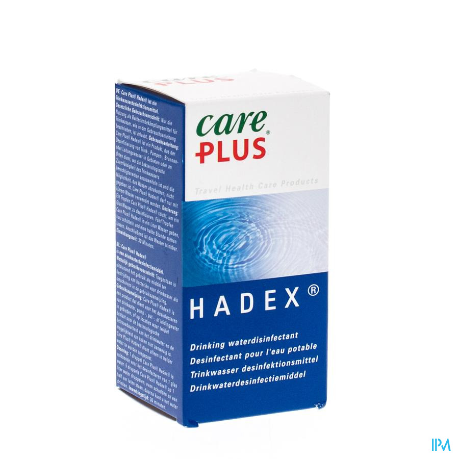 Care Plus Hadex Drinkwaterdesinfectie 30 ml 34130