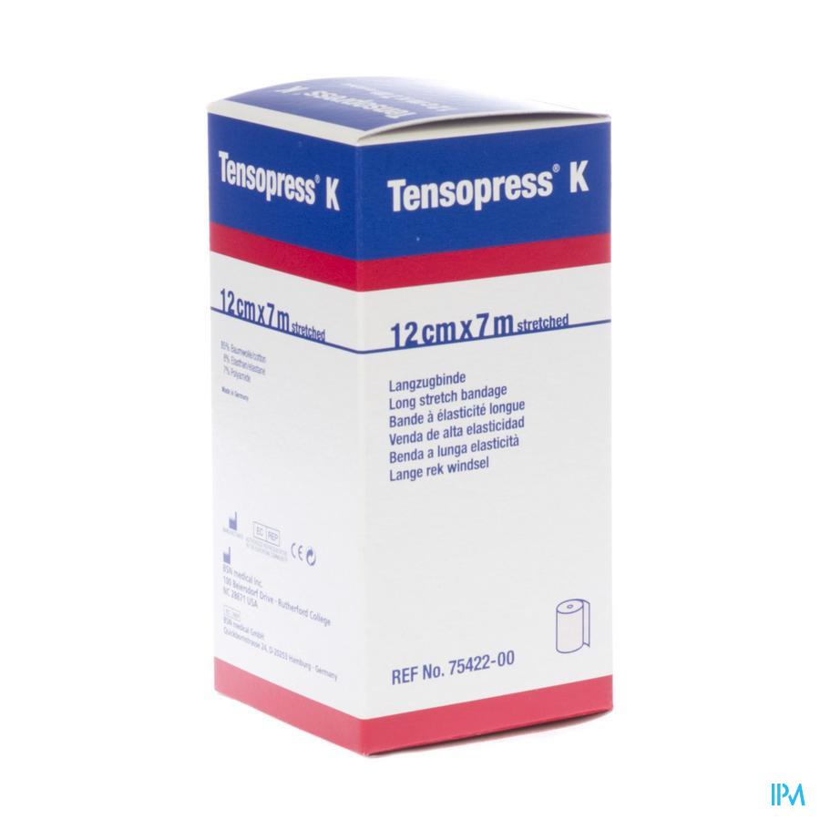 Tensopress K Rekwindel 12cmx7m Rol 1 7542200