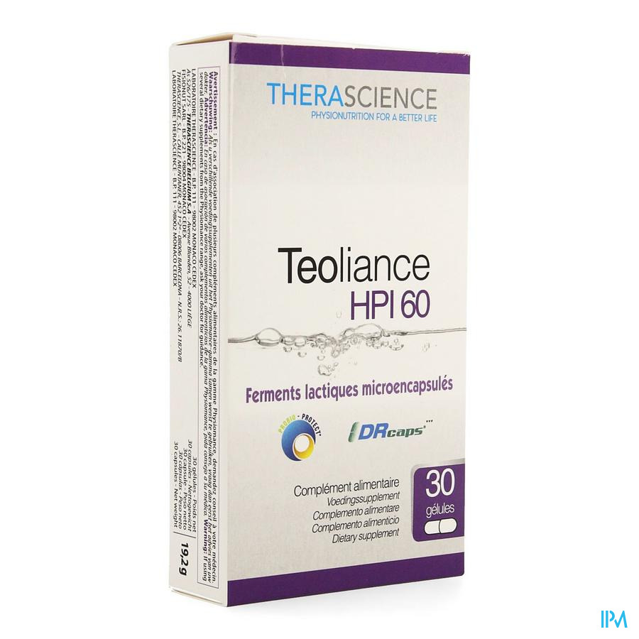 Hpi 60mil. Gel 30 Teoliance Phy248
