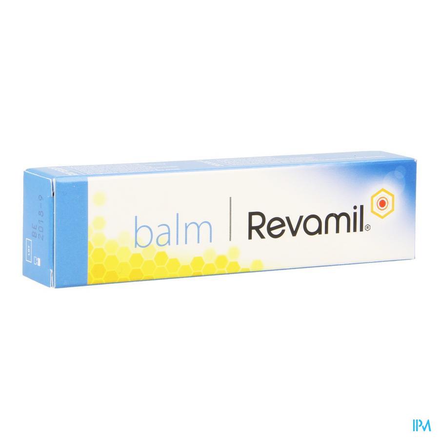 Revamil Balm Wondzalf Met Honing Tube 15g