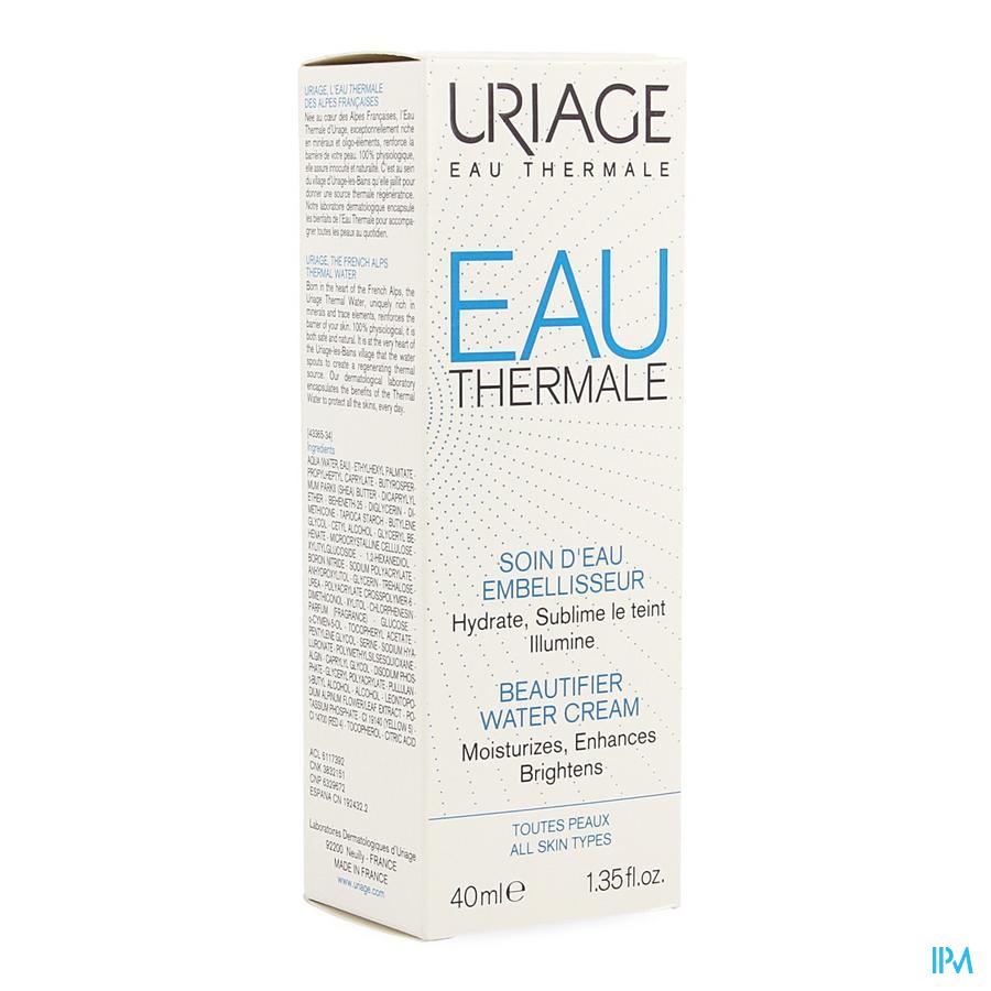 Uriage Soin Eau Embellisseur Cr 40ml