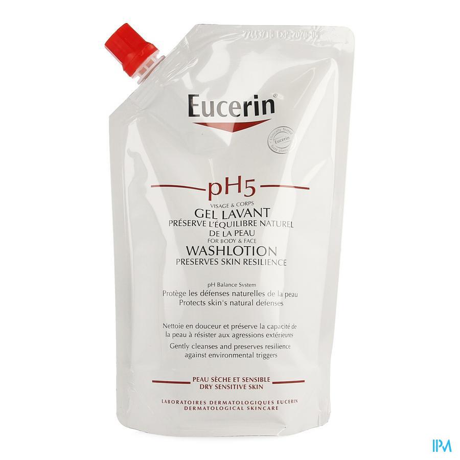 Eucerin Ph5 Peau Sensible Savon Liq Rech 400ml