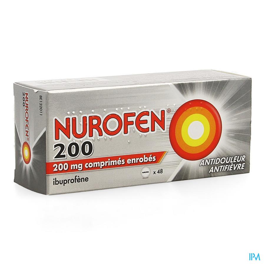 Nurofen Dragee 48x200 mg