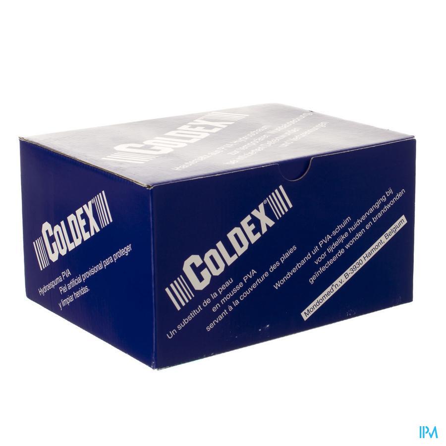 Coldex Schuimberb Ster 10,0x15,0x0,9cm 10 1255890