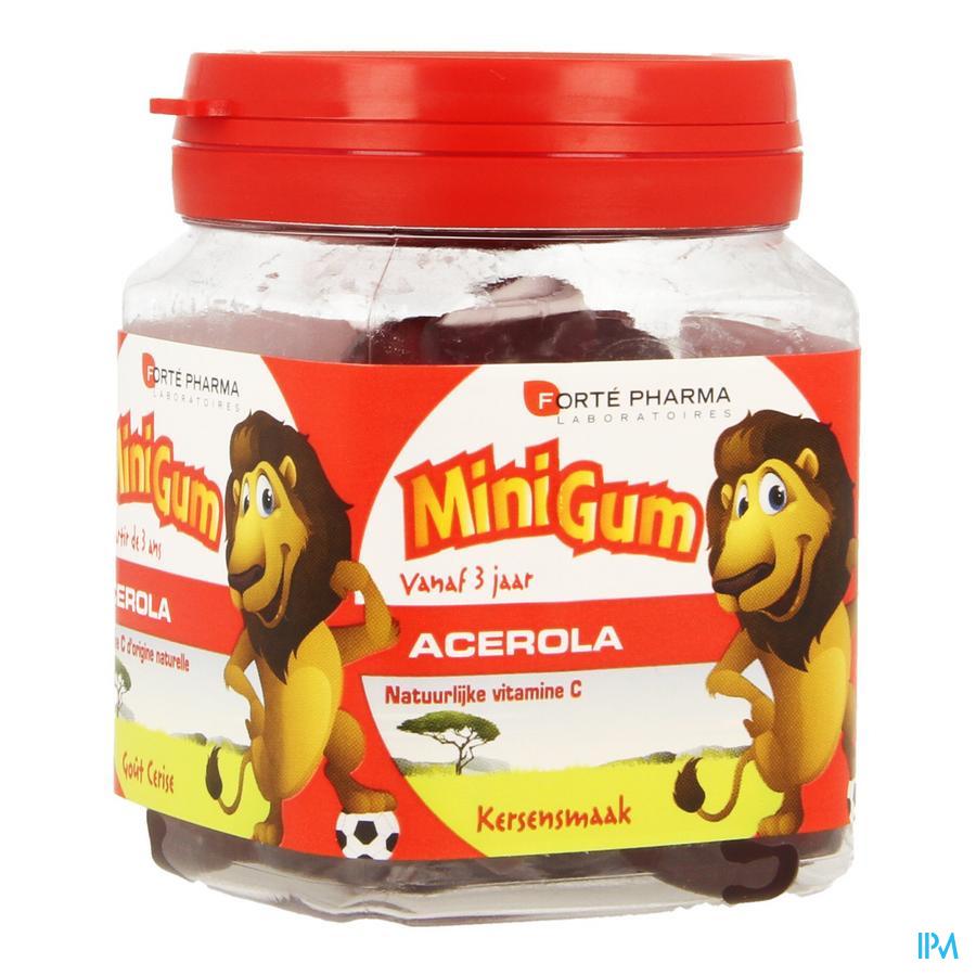 Minigum Acerola Kauwgum 50