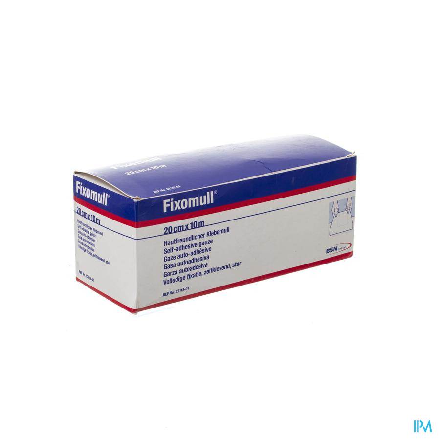 Fixomull Adh 20cmx10m 1 0211201