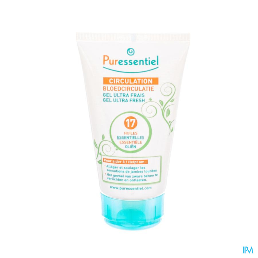 Puressentiel Circulation Gel Ultra Frais Tb 125ml