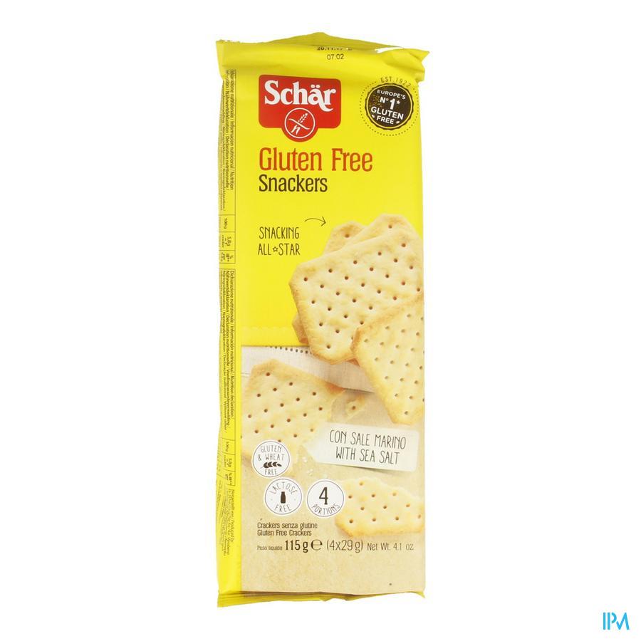 Schar Snacks 4x29g 3209
