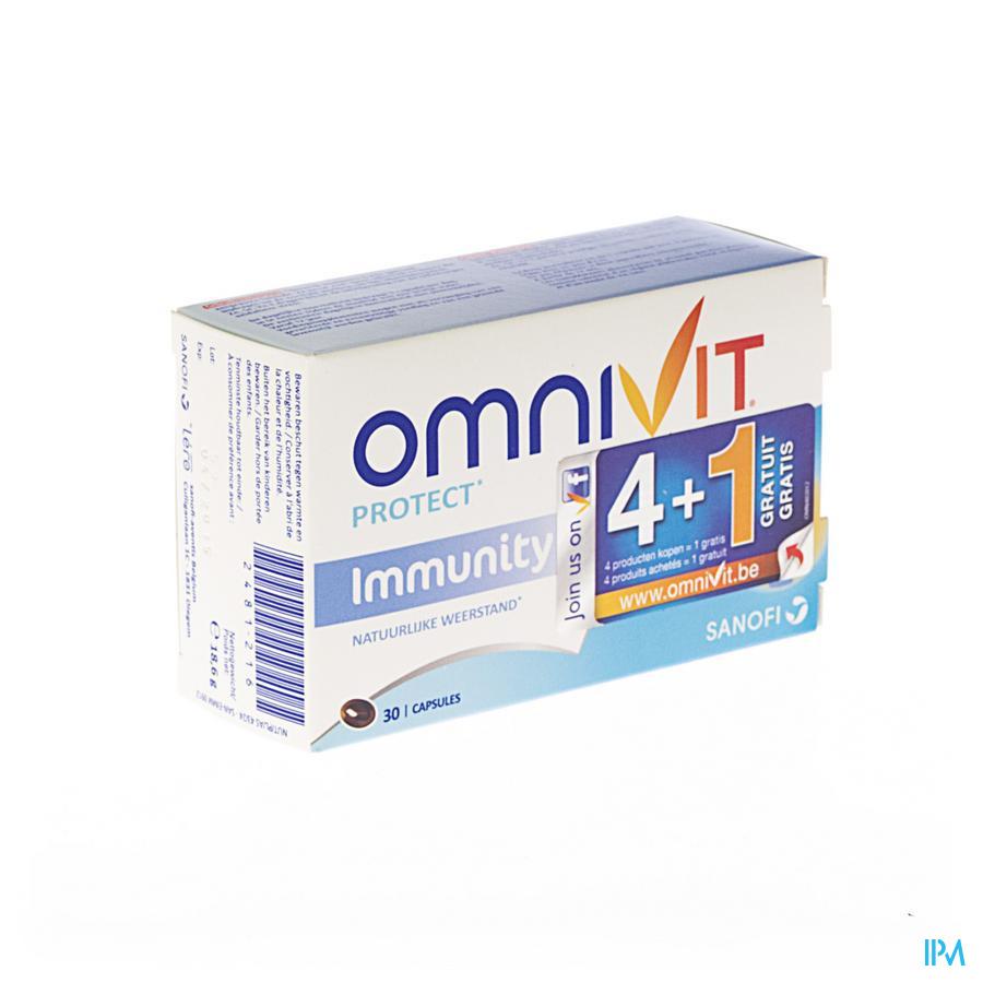 OMNIVIT IMMUNITY CAPS 30