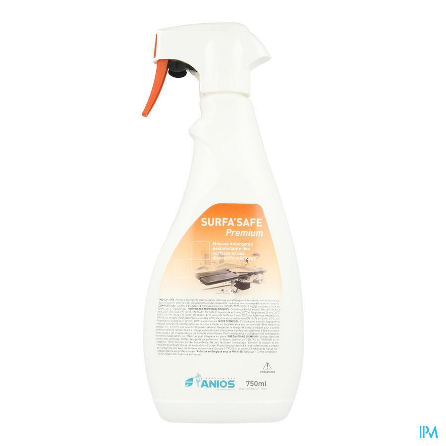 Surfa Safe Premium Fl 750ml