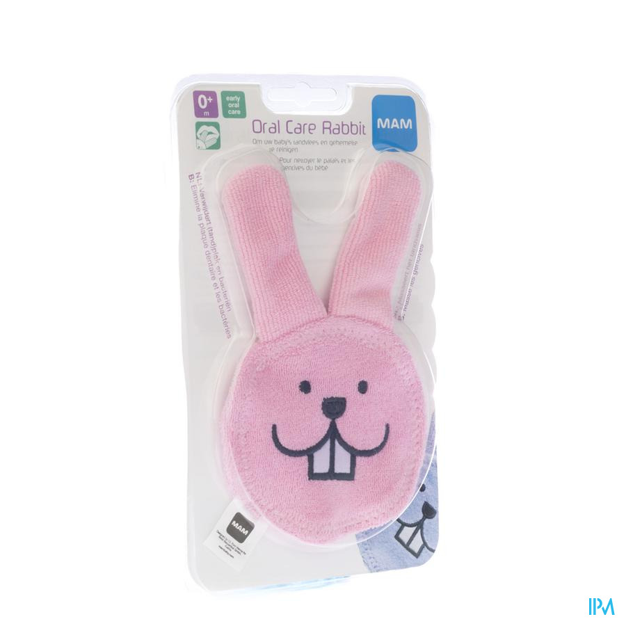 Mam Oral Care Rabbit Mondverzorging