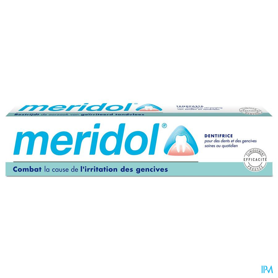 DENTIFRICE MERIDOL® GENCIVES TUBE 75ML