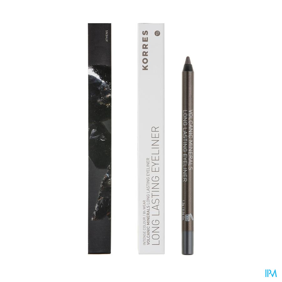Korres Km Eye Pencil Volcanic Miner.06 Grey