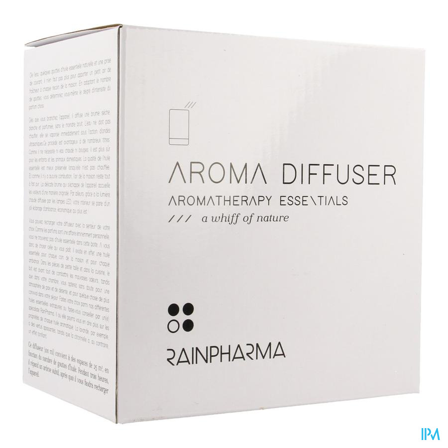 Rainpharma Aroma Diffuser Aromather. Essent. 100ml