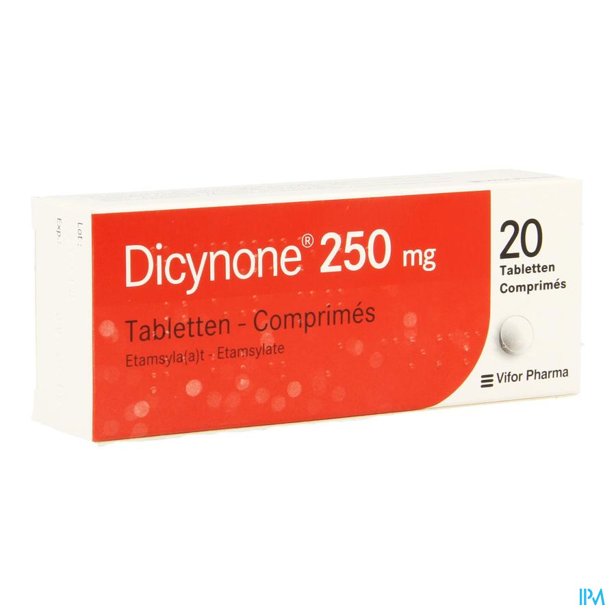 Dicynone Comp. 20x250 mg