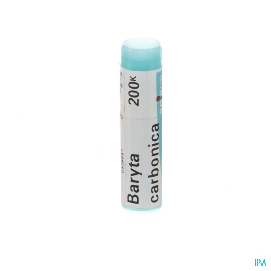 Baryta Carbonicum 200K Gl  -  Boiron
