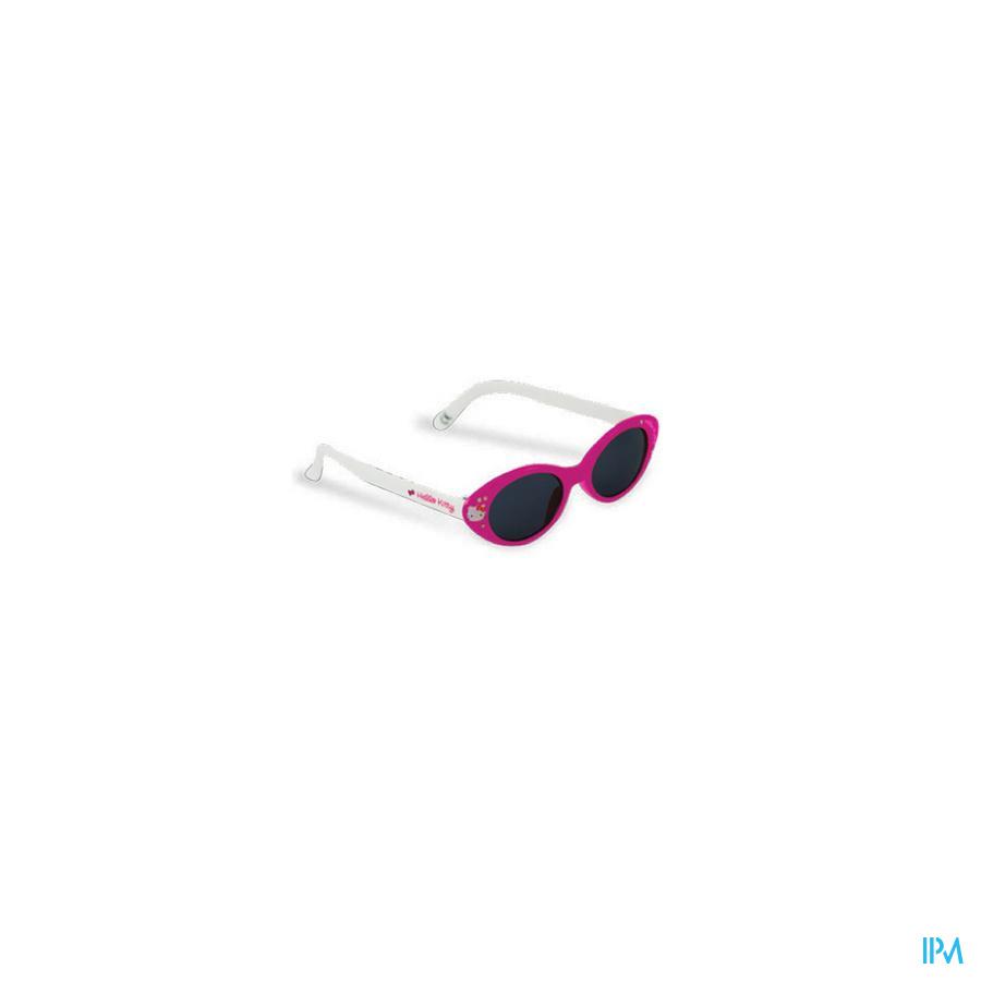 Afbeelding Disney zonnebril kids hello kitty roze.