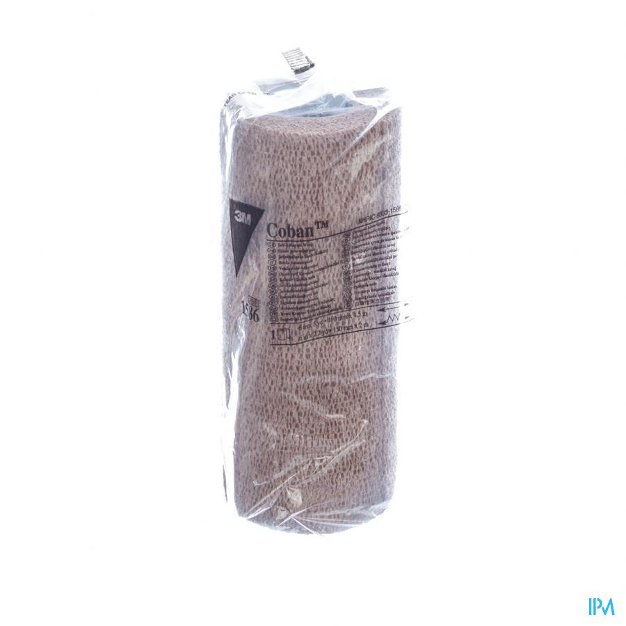 Coban Elastische Zwachtel 15cm X 457cm