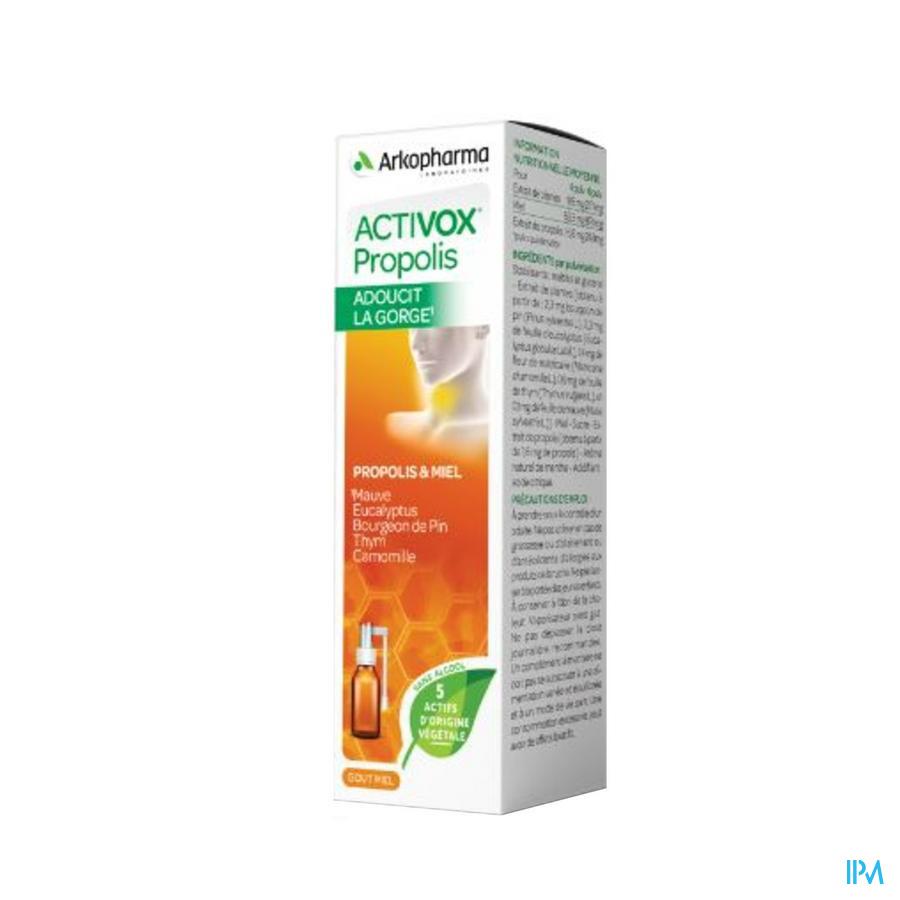 Activox Propolis Keelspray 30ml