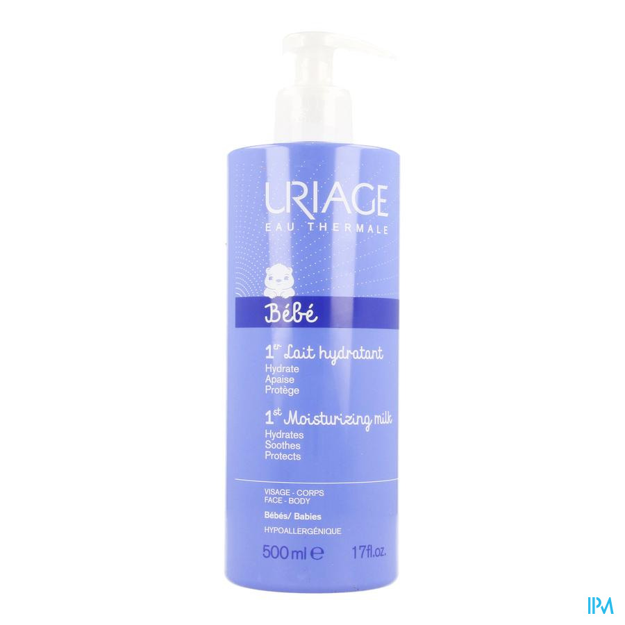 Uriage Bb 1ere Lait Hydratant 500ml