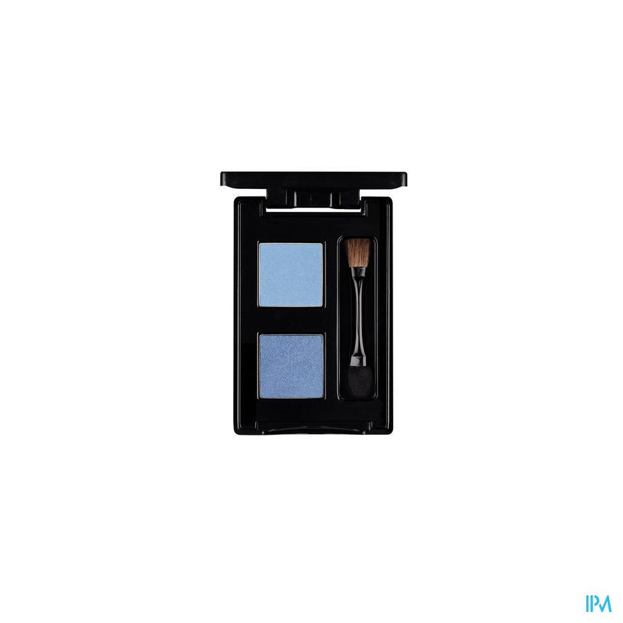 Les Couleurs De Noir Oap Duo 04 Bleu Glacier Marin