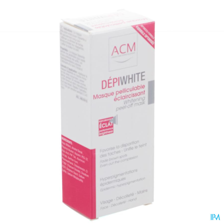 Depiwhite Masque Tube 40ml