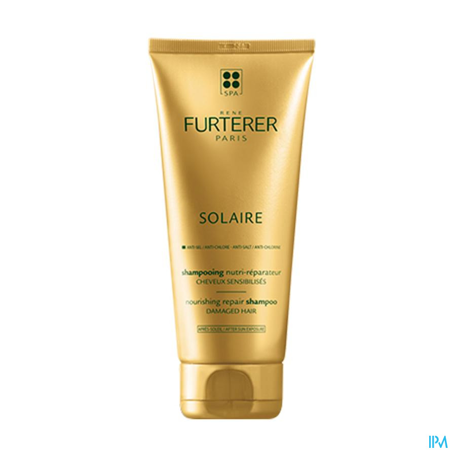 Furterer Sol Sh Reparateur A/soleil Tube 200ml