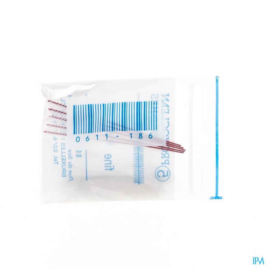 Proxoclean Tandenb Fijn 20mm Rood 5 P52