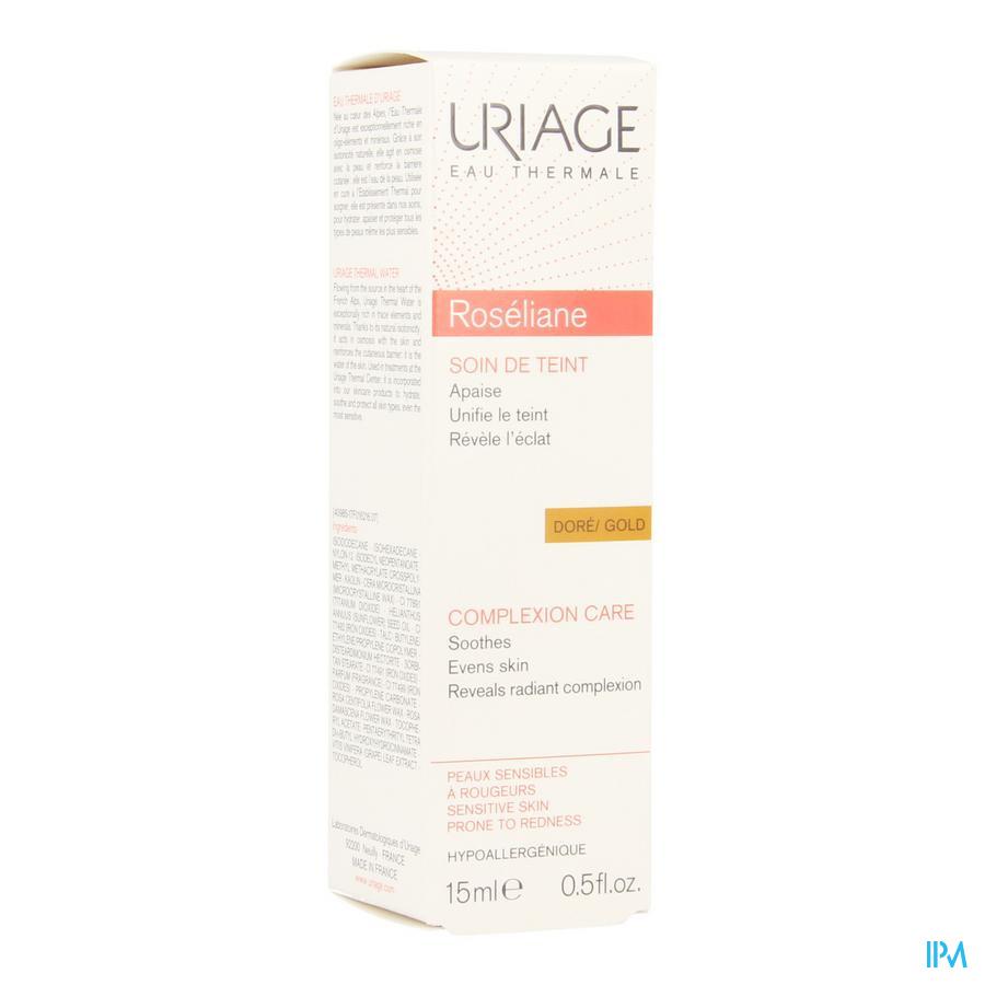 Uriage Roseliane Soin Teint Dore 02 15ml