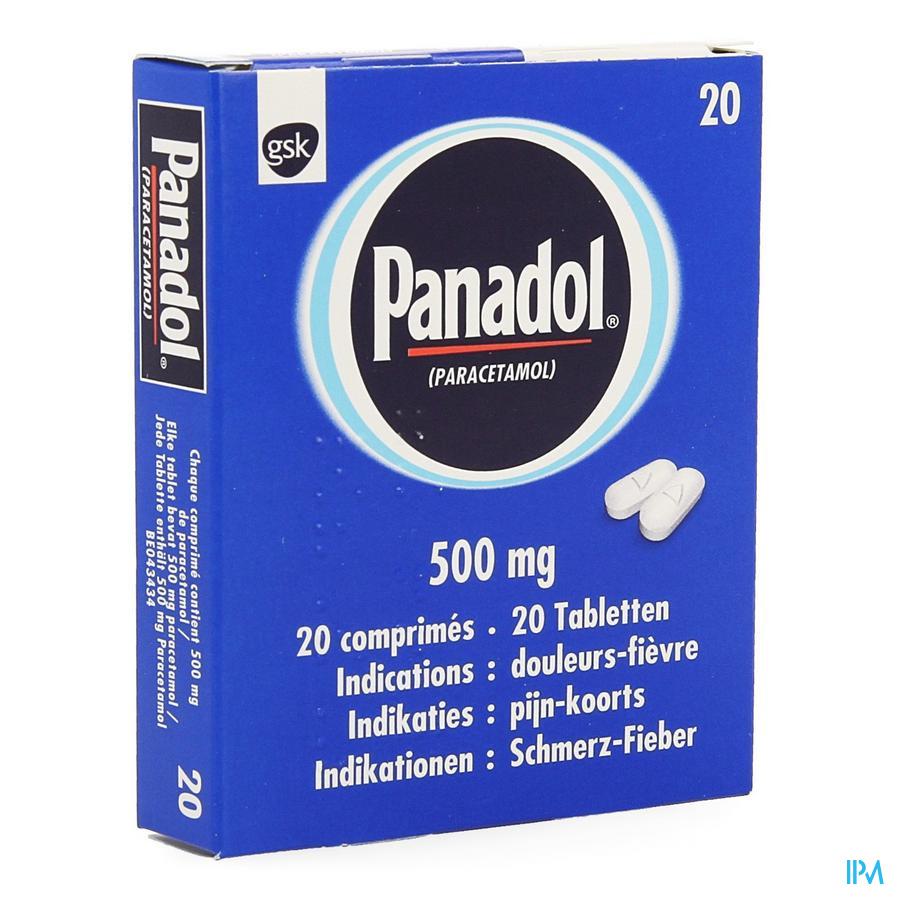 Panadol Comp 20x500mg