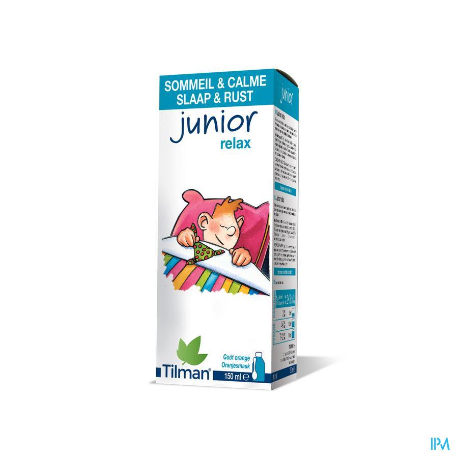 Junior 0-10 Relax Sirop Enfant 150 ml