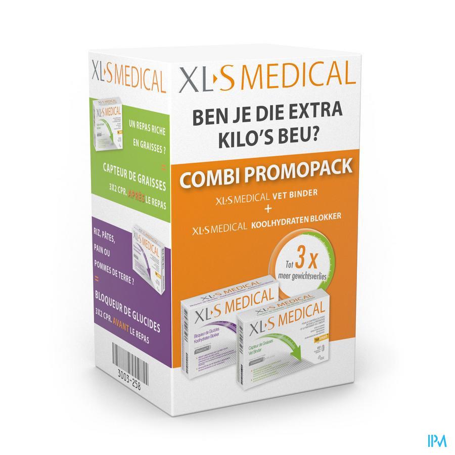 XLS MED. STARTPACK VB+KHB     COMP  60