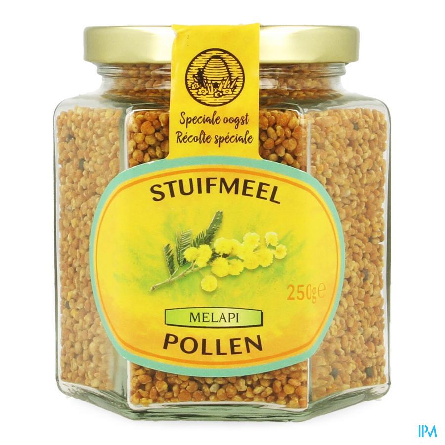 Melapi Pollen/ Stuifmeelpollen 250g 5537