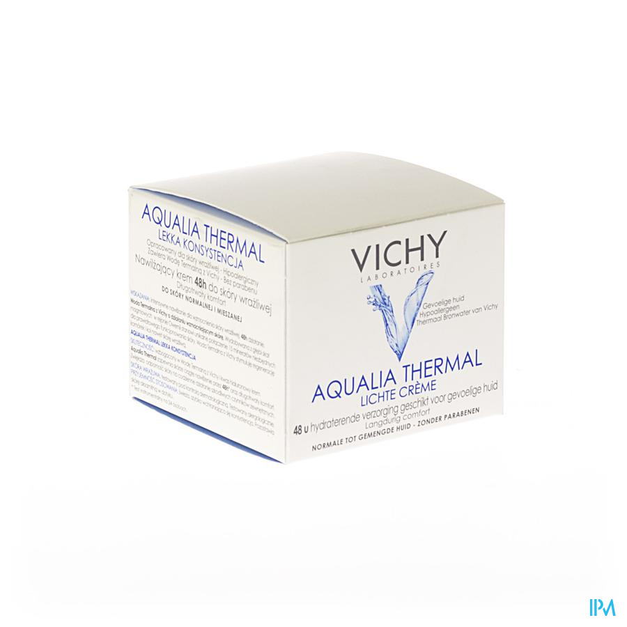 VICHY AQUALIA THERMAL LICHTE CREME POT 50ML