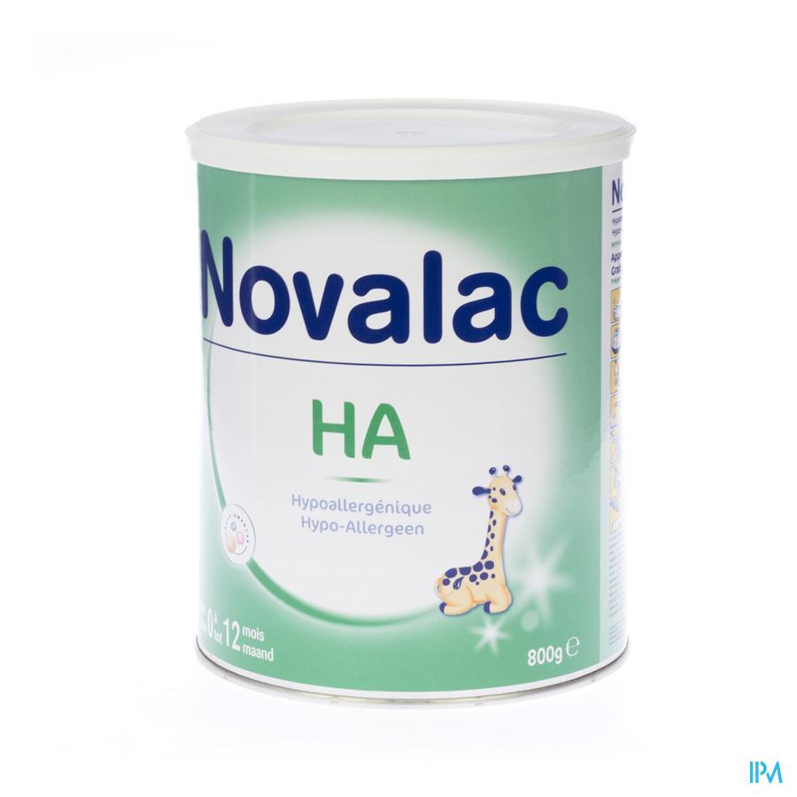 Novalac Ha 0-12m Pdr 800g