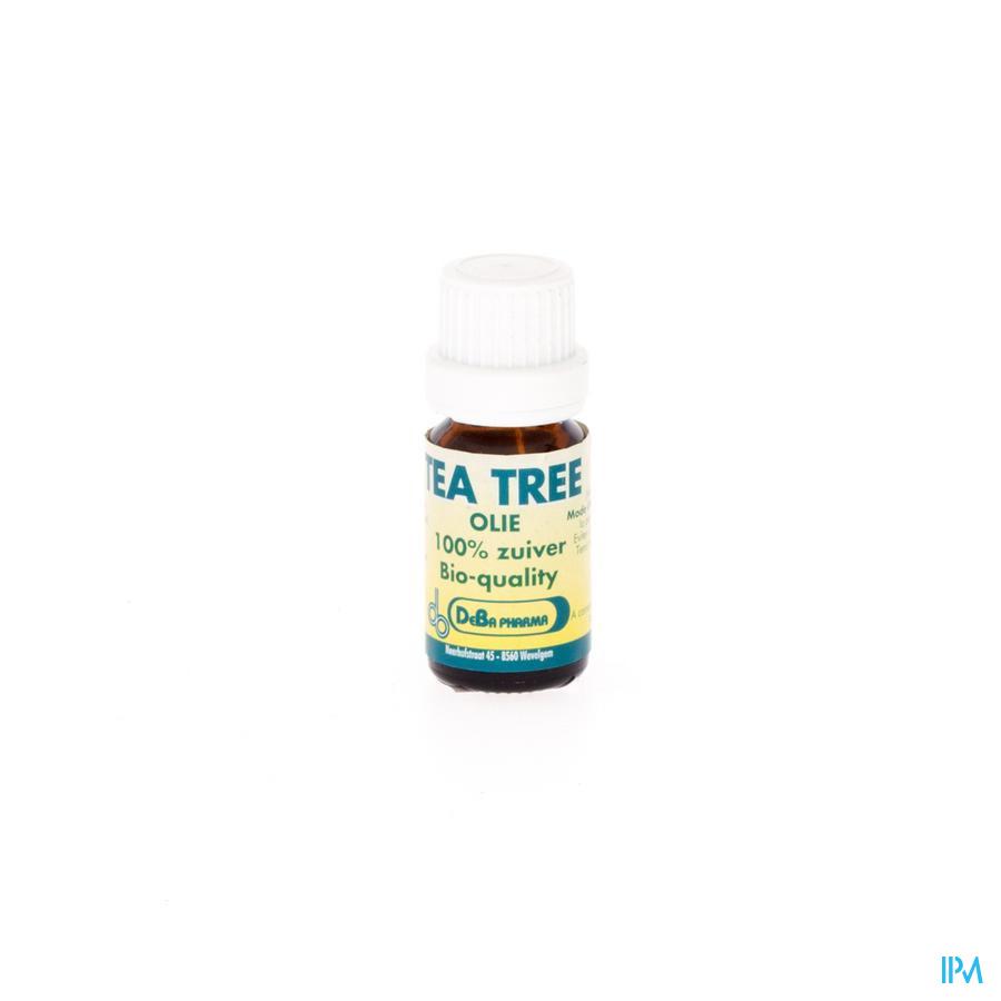 Tea Tree Huile - Olie 10 ml Deba