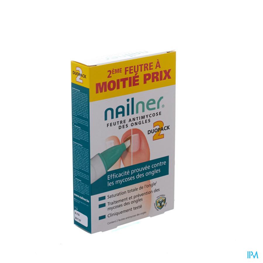Nailner Pen Duopack 2x4ml
