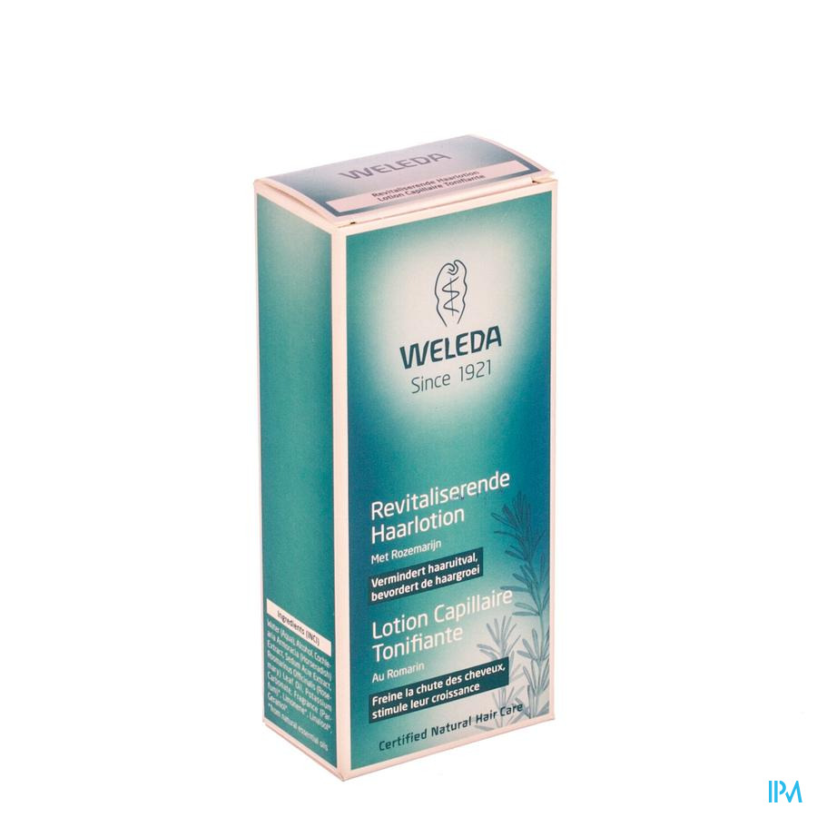 Weleda Revatiliserende Haarlotion 100ml