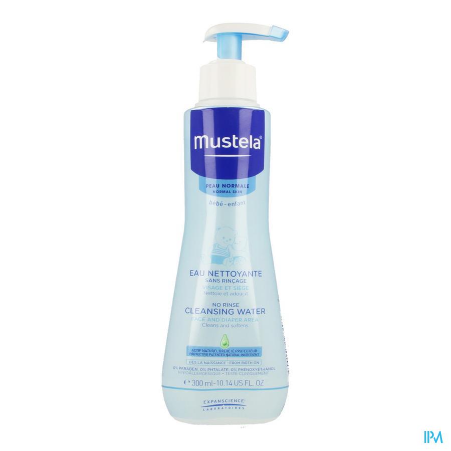 Mustela Pn Water Reinigend Z/spoelen 300ml